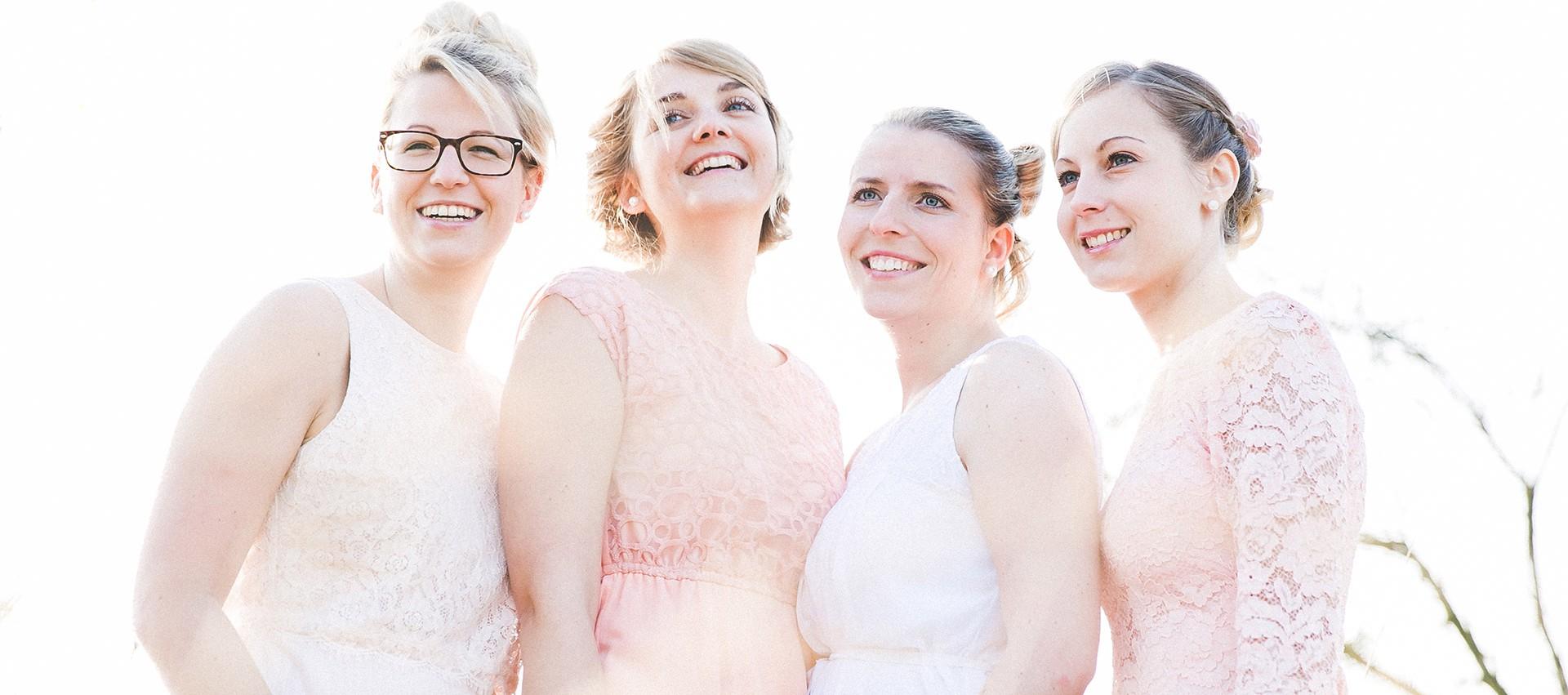 Kosmetikstudio in Weiterstadt mit Styling für Junggesellinnenabschied und Hochzeit